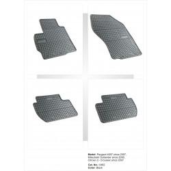 Peugeot 4007 2007 → 2012 Guminiai kilimėliai
