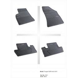 Peugeot 5008 2010 → Guminiai kilimėliai