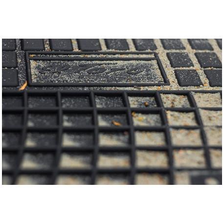 Seat Alhambra II 5 sėdynės 2010 → Guminiai kilimėliai