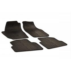 Skoda Fabia II 2007 → 2014 Guminiai kilimėliai