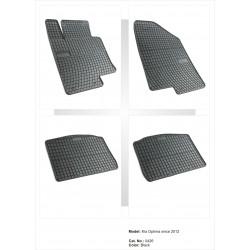 Kia Optima 2012 → Guminiai kilimėliai