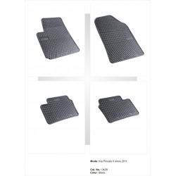 Kia Picanto II 2011 → Guminiai kilimėliai
