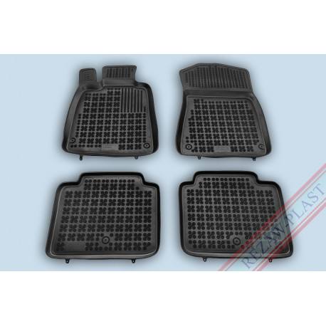 Lexus GS 2005 → 2011 Guminiai kilimėliai su borteliais