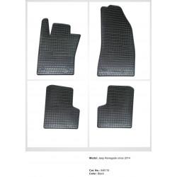 Jeep Renegade 2014 → Guminiai kilimėliai