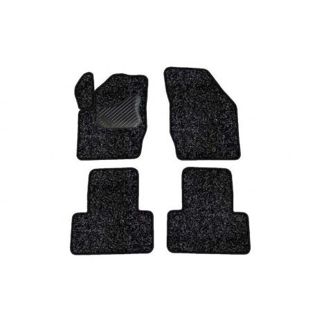 Tekstiliniai standartinės dangos kilimėliai Volvo XC60 2008->