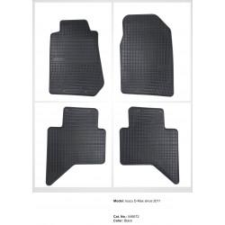 Porsche Cayenne II 2010 → Guminiai kilimėliai