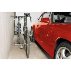 Dviračių laikilis namams dviems dviračiams