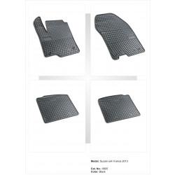 Suzuki SX4 II 2013 → Guminiai kilimėliai