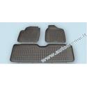 Seat Alhambra 1995 → 2010 5 sėdynės Guminiai kilimėliai su loveliu