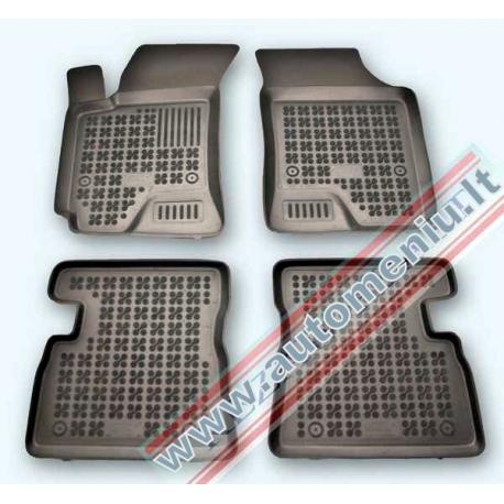 Hyundai Getz 2003 → Guminiai kilimėliai su borteliais