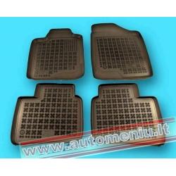 Hyundai i30 2007 → 2012 Guminiai kilimėliai su borteliais