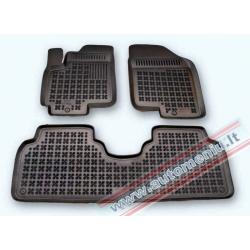 Hyundai ix20 2010 → Guminiai kilimėliai su borteliais