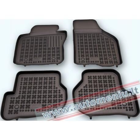 Skoda Octavia universalas II 2010 → Guminiai kilimėliai su loveliu