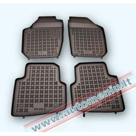 Skoda Roomster 2006 → Guminiai kilimėliai su loveliu