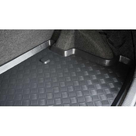 Bagažinės kilimėlis BMW 3 F30 sedanas 2011 → Bagažinės kilimėlis su borteliais
