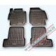 Nissan Micra III K12 2002 → 2007 Guminiai kilimėliai su borteliais