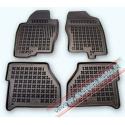 Nissan Navara 2005 → Guminiai kilimėliai su borteliais