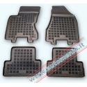 Nissan X-Trail II 2007 → 2013 Guminiai kilimėliai su borteliais