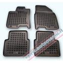 Nissan Qashqai+2 2008 → Guminiai kilimėliai su borteliais