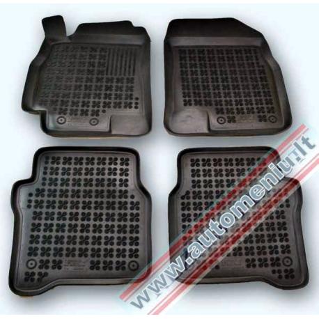 Nissan Primera III 2002 → 2007 Guminiai kilimėliai su borteliais
