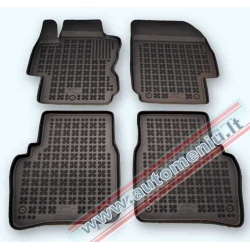 Nissan Note 2006 → 2013 Guminiai kilimėliai su borteliais
