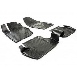 CITROEN C4 2011 → Guminiai kilimėliai 3D aukštais borteliais