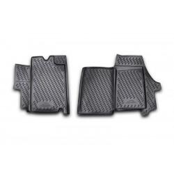 CITROEN Jumper 2006 → Guminiai kilimėliai 3D aukštais borteliais