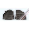 Peugeot Partner 2008 → priekiniai Guminiai kilimėliai su loveliu