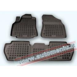 Peugeot Partner 2008 → Guminiai kilimėliai su loveliu