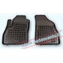 Peugeot Bipper 2007 → priekiniai Guminiai kilimėliai su loveliu