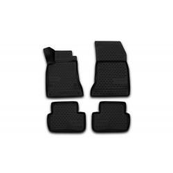 MERCEDES BENZ B W246 2011 → Guminiai kilimėliai 3D aukštais borteliais