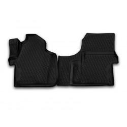 MERCEDES BENZ Sprinter 2015 → Guminiai kilimėliai 3D aukštais borteliais