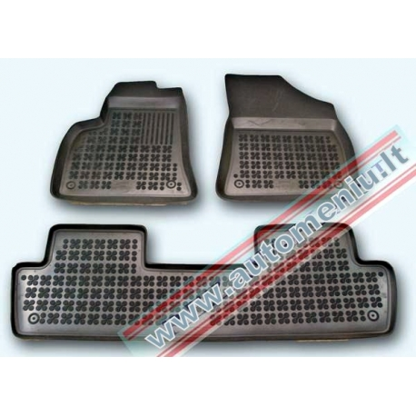 Peugeot 5008 2010 → Guminiai kilimėliai su loveliu