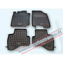 Peugeot 107 2008 → Guminiai kilimėliai su loveliu
