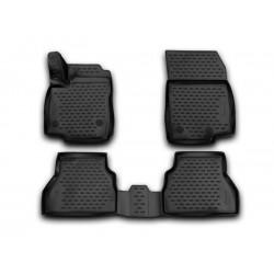 FORD B-Max 2014 → Guminiai kilimėliai 3D aukštais borteliais