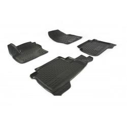 FORD Kuga 2013 → Guminiai kilimėliai 3D aukštais borteliais