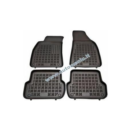 Ford Focus III 2011 → Guminiai kilimėliai su borteliais