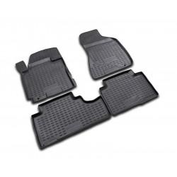 KIA Sportage 2006 → 2010 Guminiai kilimėliai 3D aukštais borteliais