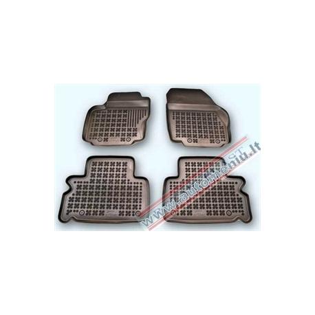 Ford Galaxy II 2006 → 2015 Guminiai kilimėliai su borteliais