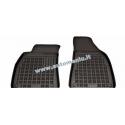 Ford Transit V 2000 → 2006 (sustipr.pagr.vairuotojo pusėje) Guminiai kilimėliai su borteliais