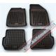 Ford Fiesta VI 2002 → 2006 pre facelifting Guminiai kilimėliai su borteliais