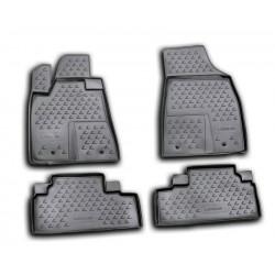 LEXUS RX350 2009 → 2012 Guminiai kilimėliai 3D aukštais borteliais