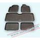 Ford Galaxy 1995 → 2006 7 sėdynės Guminiai kilimėliai su borteliais