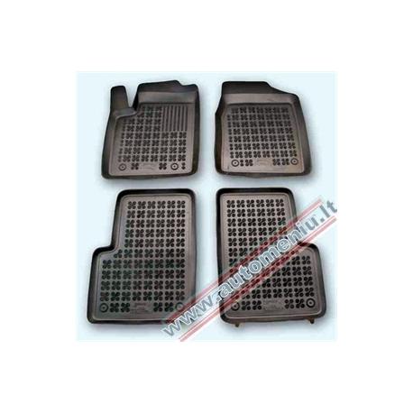 Ford Ka II 2008 → Guminiai kilimėliai su borteliais