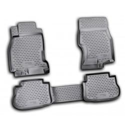 INFINITI FX 35 2003 → 2009 Guminiai kilimėliai 3D aukštais borteliais