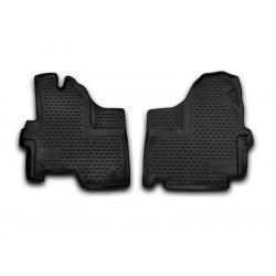 IVECO Daily 2012 → Guminiai kilimėliai 3D aukštais borteliais