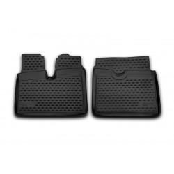 MAN TGA XXL 2012 → Guminiai kilimėliai 3D aukštais borteliais