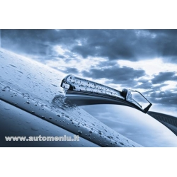 Valytuvai BOSCH AEROTWIN VW GOLF VI 2008->