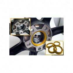 Ratų centravimo žiedai 76.0mm-58.1mm