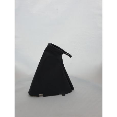 VOLVO S 60/70 2000 → 2010 Natūralios odos rankinio stabdžio svirties užvalkalas